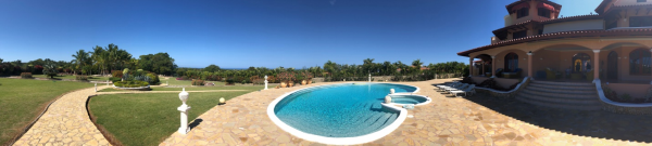 Dominican Realestate Services Gardens & Pools