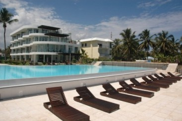 Apartments at the beach in Cabarete
