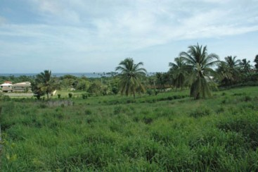 Ideal building site for a condominium development near Cabarete