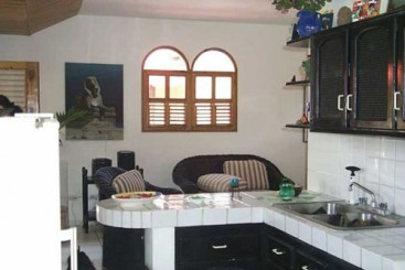 Commercial property with apartments in Cabarete