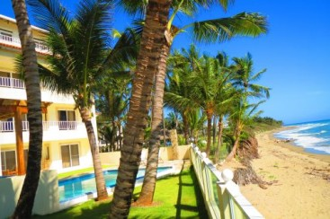 High Standard Beachfront Apartments Cabarete