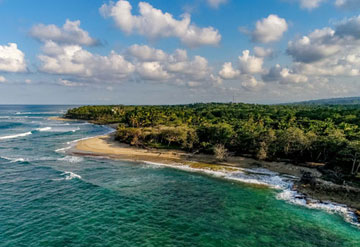 Beachfront property perfect for development in Cabarete
