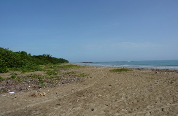 Large Beachfront Parcel for sale