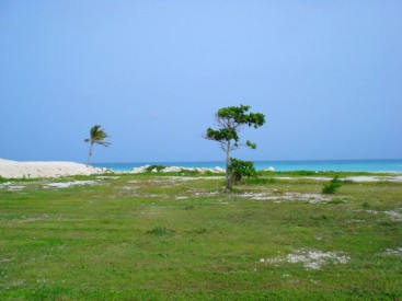 Prime Beachfront Land inside Cap Cana