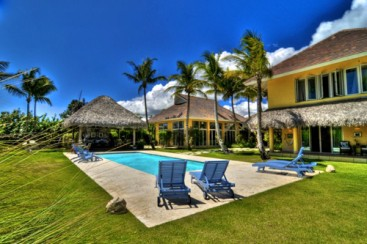 Luxury Mansion with 4 bedrooms inside Cap Cana