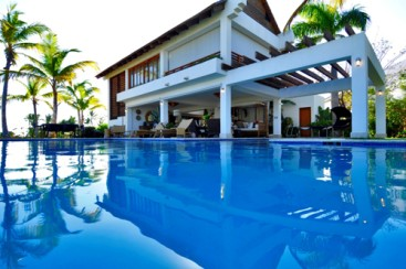 Luxury Villa inside Punta Espada Golf Course
