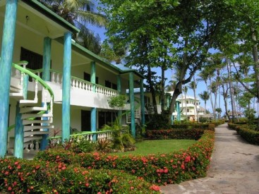 Beachfront Hotel in Las Terrenas