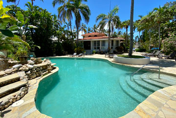 A great income producing waterfront villa with great rental history!