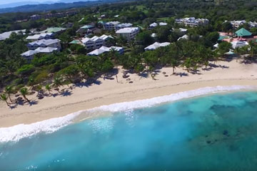 Non Operational Beach Front Resort for sale