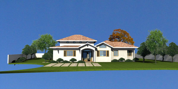 #1 Villa with two bedrooms