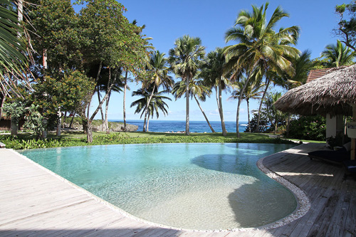 #3 Luxury Beachfront Villa with great rental income