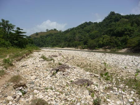#4 Farmland with 2500 meter river Sosua
