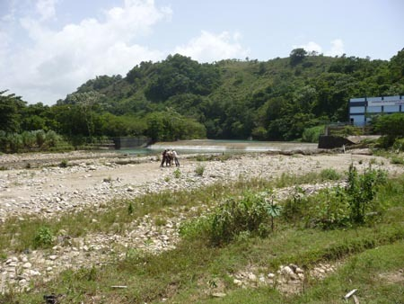 #2 Farmland with 2500 meter river Sosua