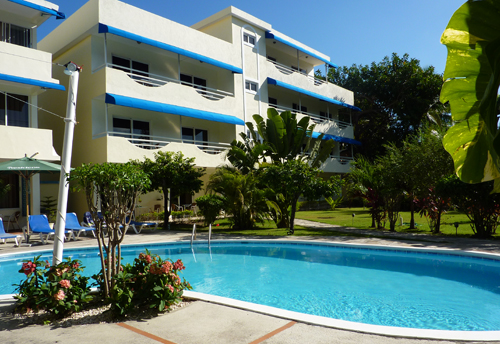 #8 City Hotel with 40 Rooms in Sosua