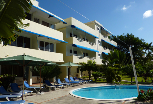 #4 City Hotel with 40 Rooms in Sosua