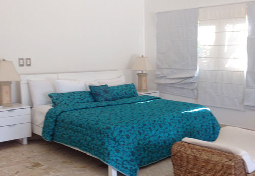 #1 Spacious 4 bedroom villa inside Metro Club Juan Dolio