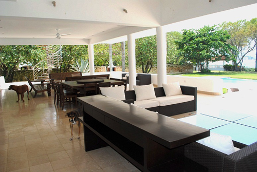 #1 Exclusive modern beachfront villa for sale in Sosua