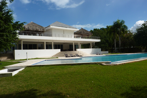 #0 Exclusive modern beachfront villa for sale in Sosua