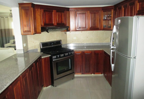 #5 Spacious 3 bedroom duplex condo in Santo Domingo Bella Vista Norte