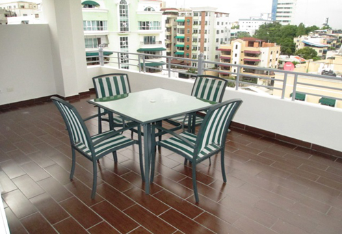 #0 Spacious 3 bedroom duplex condo in Santo Domingo Bella Vista Norte