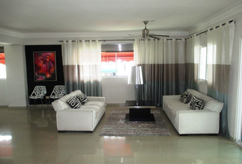 #4 Spacious 3 bedroom duplex condo in Santo Domingo Bella Vista Norte