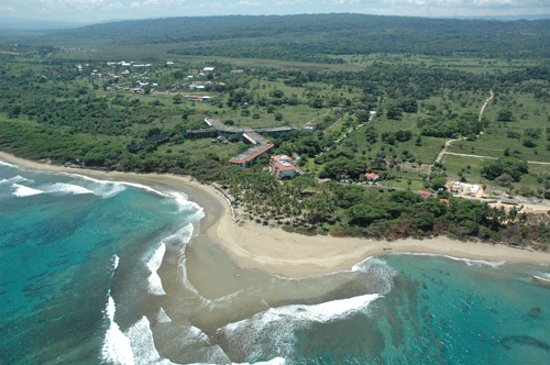 #1 Property with 160 Linear Meters of Beachfront near Cabarete