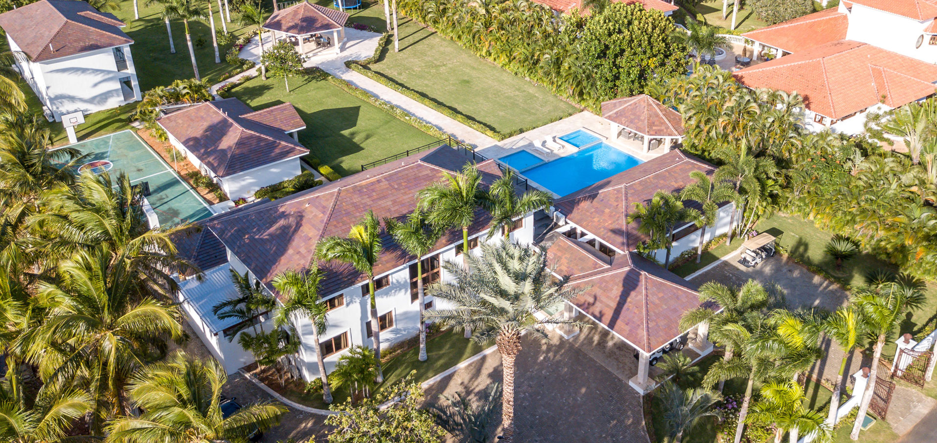 #0 Luxury mansion in a prestigious gated oceanfront community