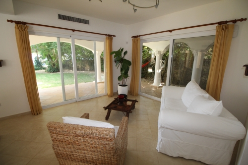 #4 Beachfront Villa with 5 bedrooms in Sosua