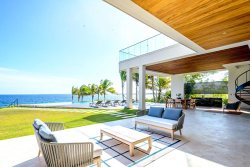 #12 Unique stunning modern waterfront mansion at Casa de Campo