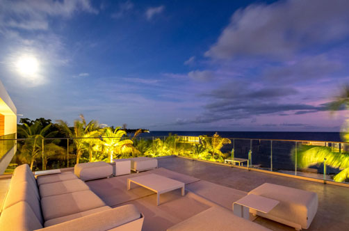 #14 Unique stunning modern waterfront mansion at Casa de Campo