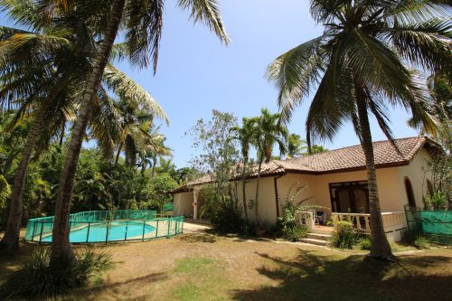 #12 Large villa in beachside, gated community