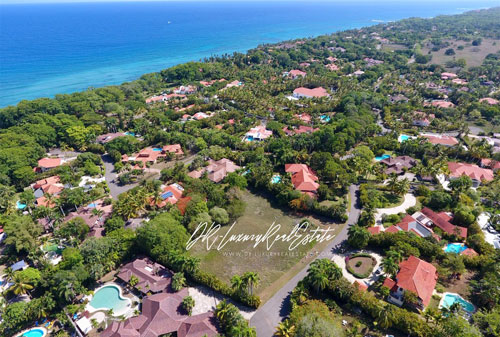#3 Prime building lots in prestigious beachfront community