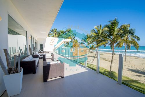#2 New built modern style villas in a secure beach front community