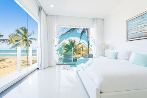 #6 New built modern style villas in a secure beach front community