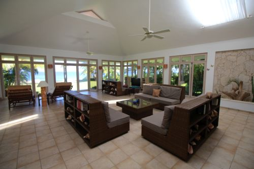 #3 Gorgeous oceanfront villa in exclusive gated community