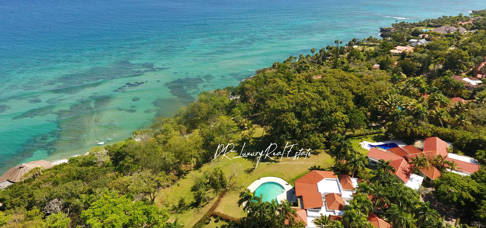 #0 Luxurious ocean view villa in select community just steps from the beach