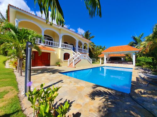 #0 Villa located in a gated community close to the beach