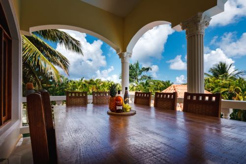 #12 Villa located in a gated community close to the beach