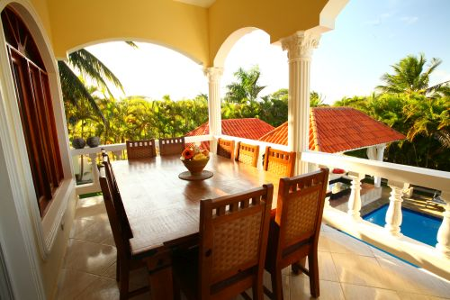 #14 Villa located in a gated community close to the beach