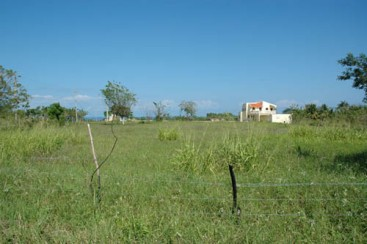 Lot with ocean view in Lomas Mironas