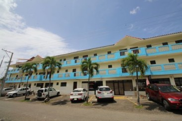 City Hotel with 25 Studio Apartments in Sosua for Sale