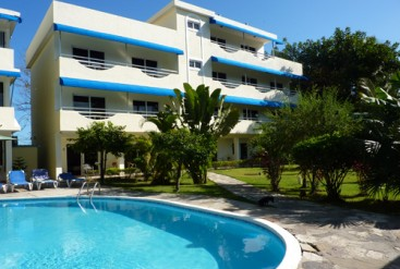 City Hotel with 40 Rooms in Sosua