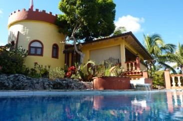Beautiful home with ocean view between Sosua and Cabarete