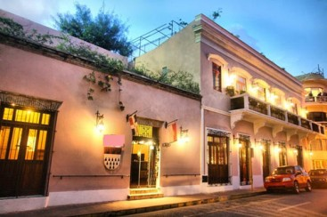 Boutique Hotel in Santo Dominigo Colonial City
