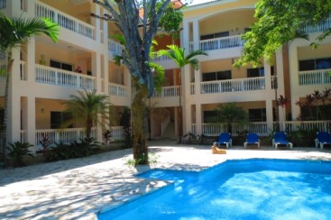Great investment apartment close to the beach in downtown Sosua