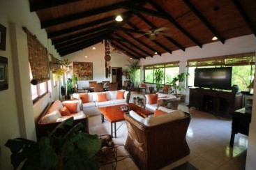 Exclusive 5 bedroom penthouse steps away from Sosua beach
