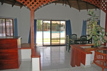Bungalow Resort in Cabarete