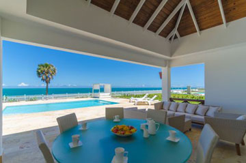 Oceanfront Villas fo in the Dominican Republic