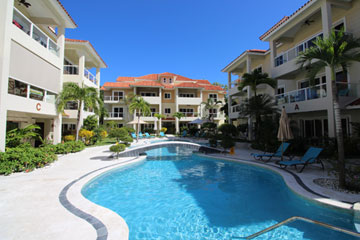 Cabarete condo in gated community close to the beach