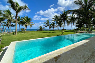 Brand New Modern Beachfront Villa | Kite Beach Cabarete